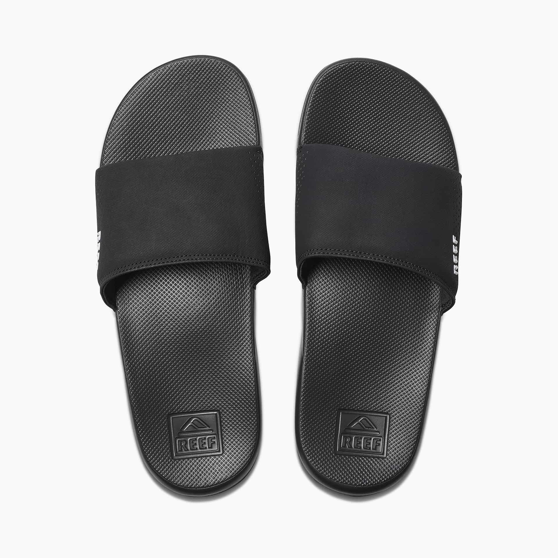 REEF ONE SLIDE BLACK