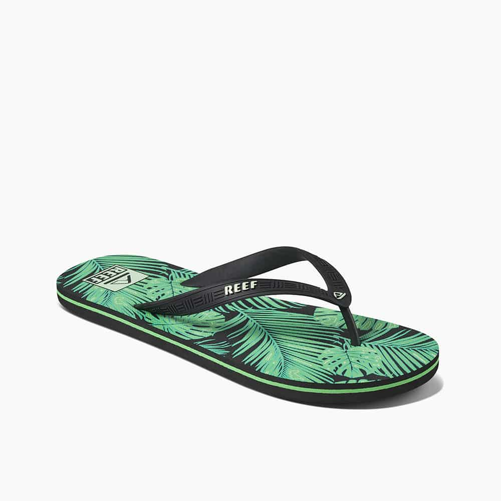 REEF SEASIDE PRINTS GREEN PALM