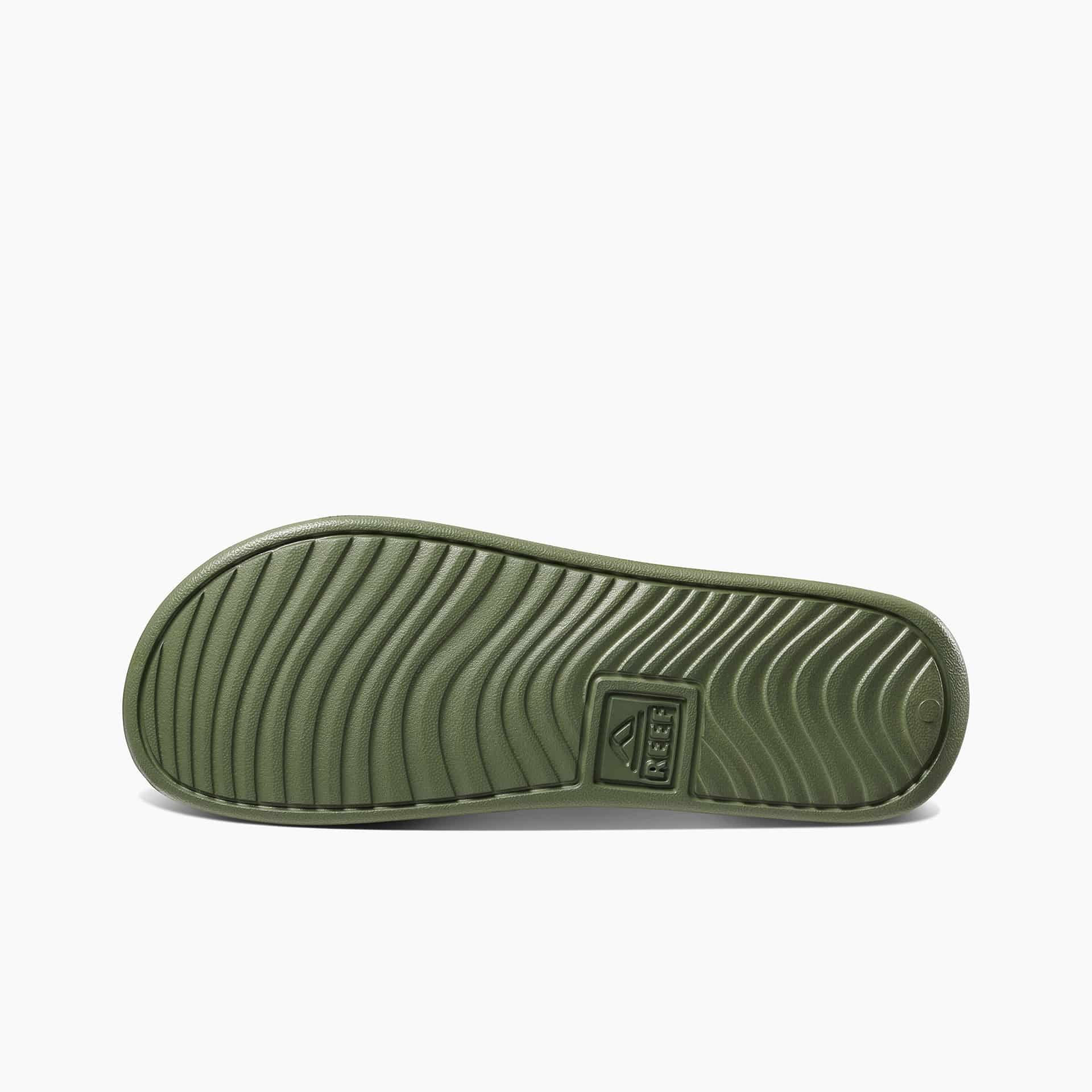 REEF ONE SLIDE OLIVE