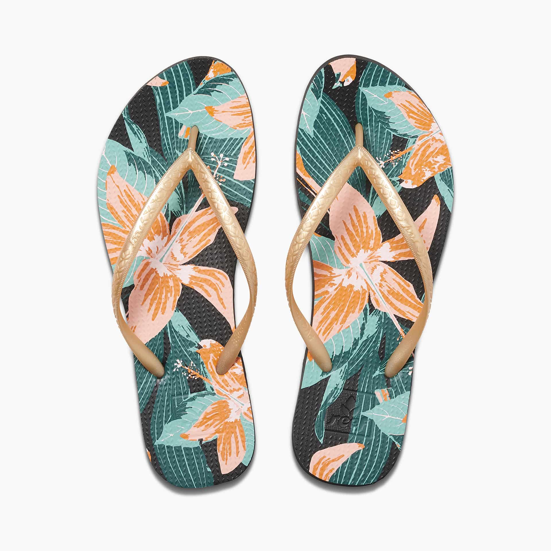 REEF ESCAPE BASIC PRINTS HIBISCUS