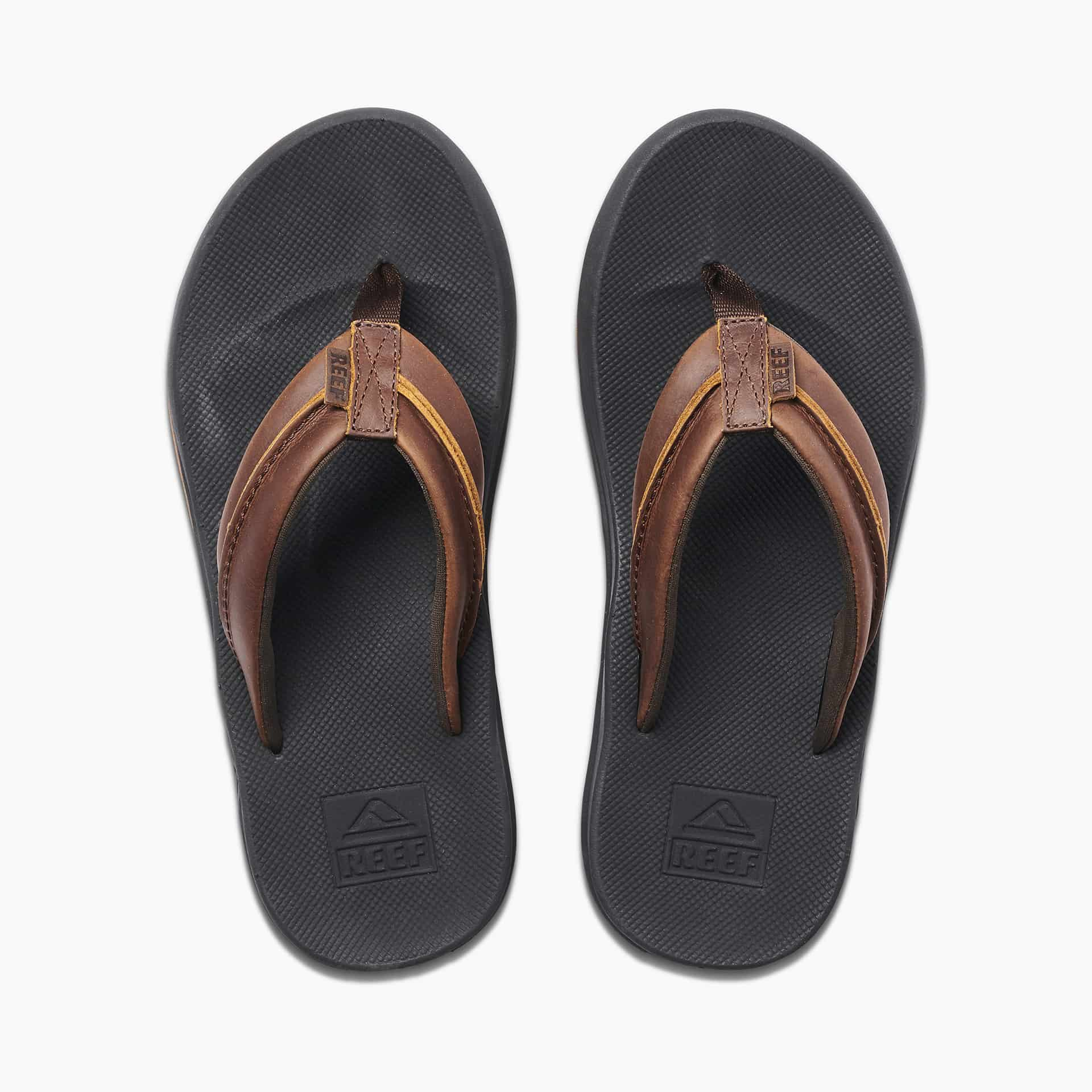 LEATHER ELEMENT TQT BLACK/BROWN