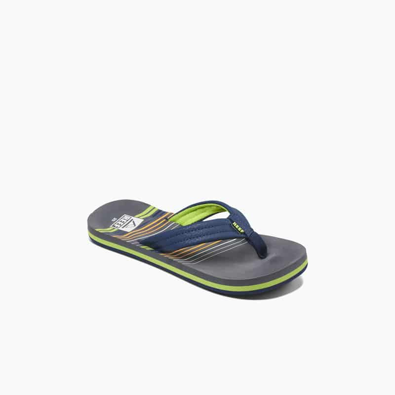 KIDS AHI STRIPE GREEN