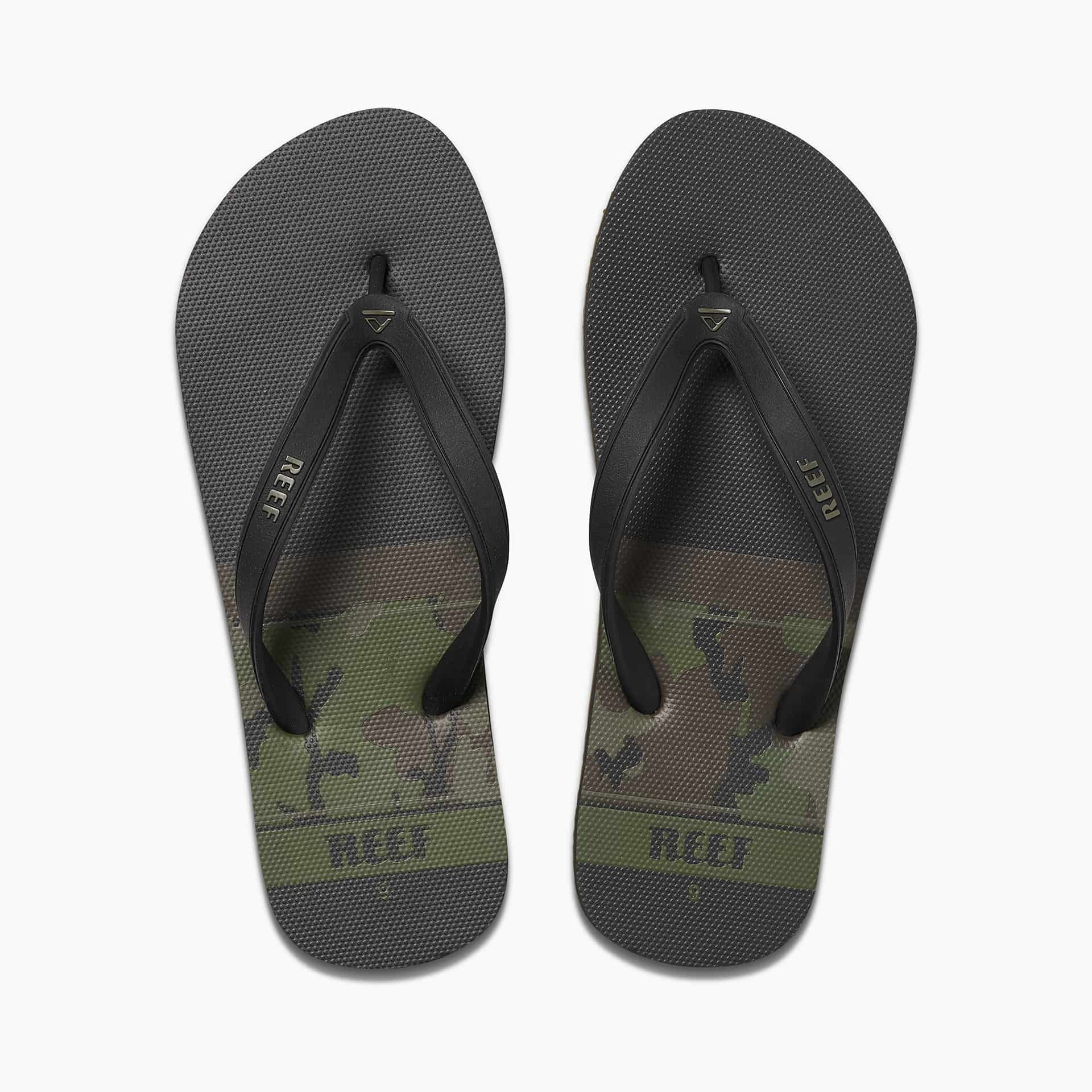 REEF SWITCHFOOT PRINTS CAMOUFLAGE