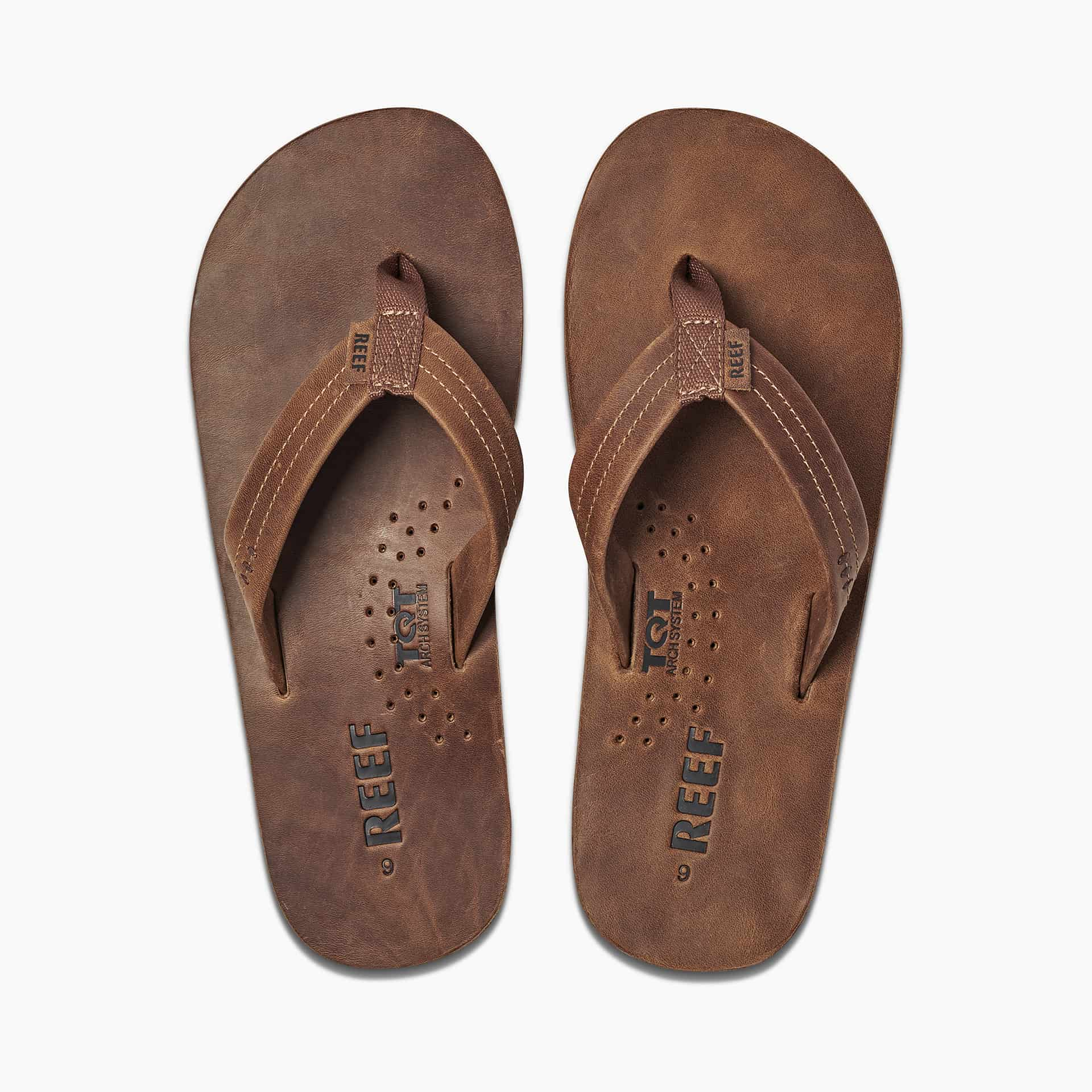 REEF DRAFTSMEN BRONZE BROWN