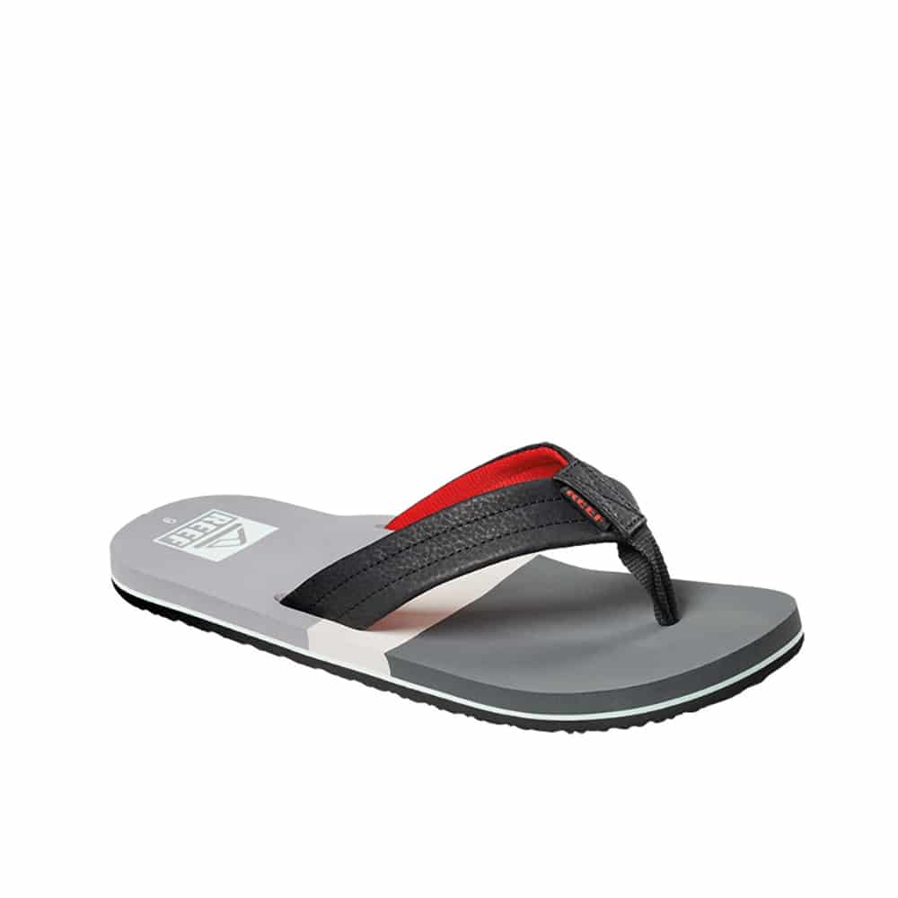 TRI WATERS GREY/RED